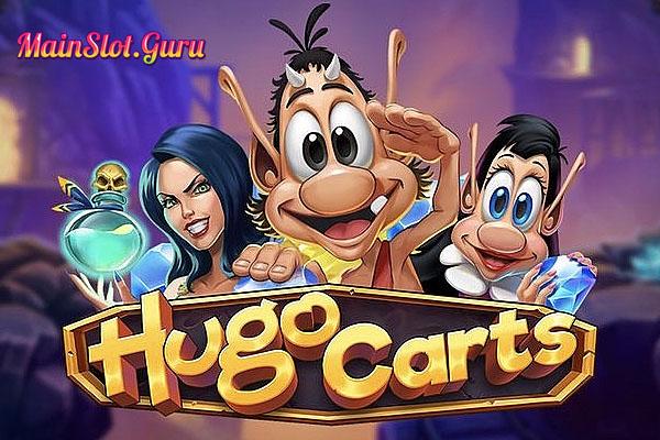 Main Gratis Slot Demo Hugo Carts Play N GO