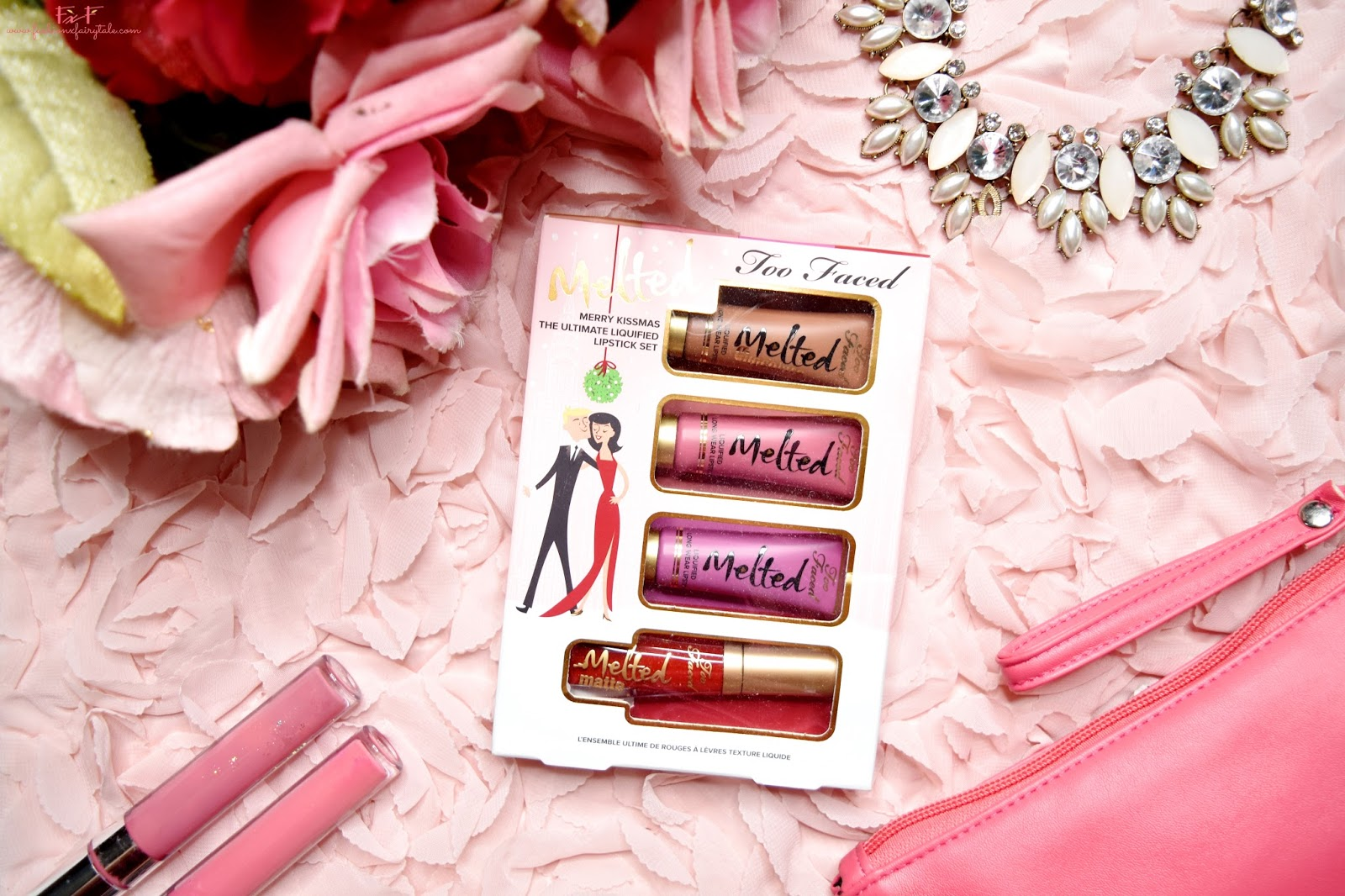 Too Faced Merry Kissmas | Review & Swatches