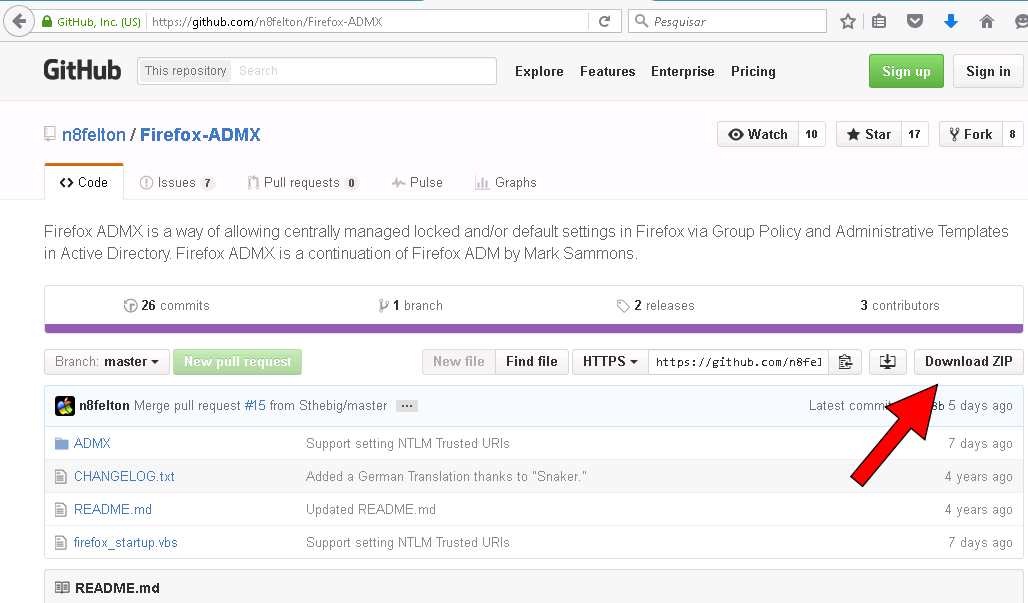 Blog ::: Rodolfo Andrade: How to configure Group Policies for