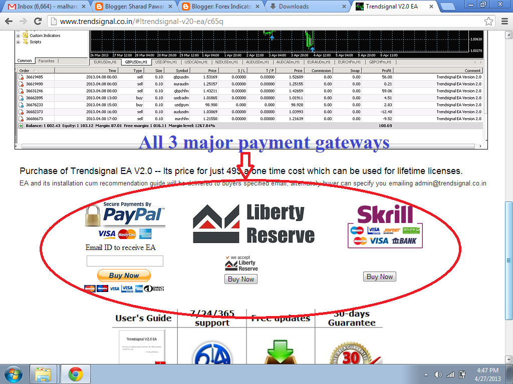 No deposit forex bonus june 2013