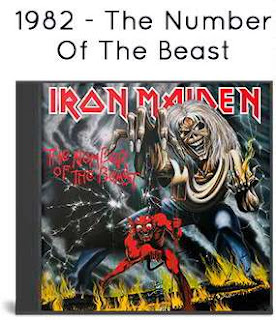 1982 - The Number Of The Beast