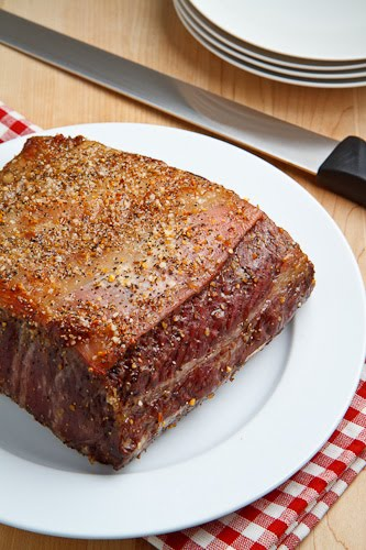 The Perfect Roast Beef