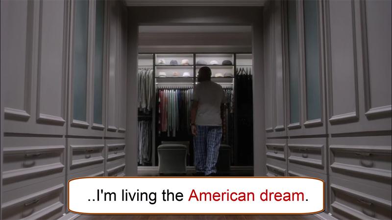 Arti American Dream