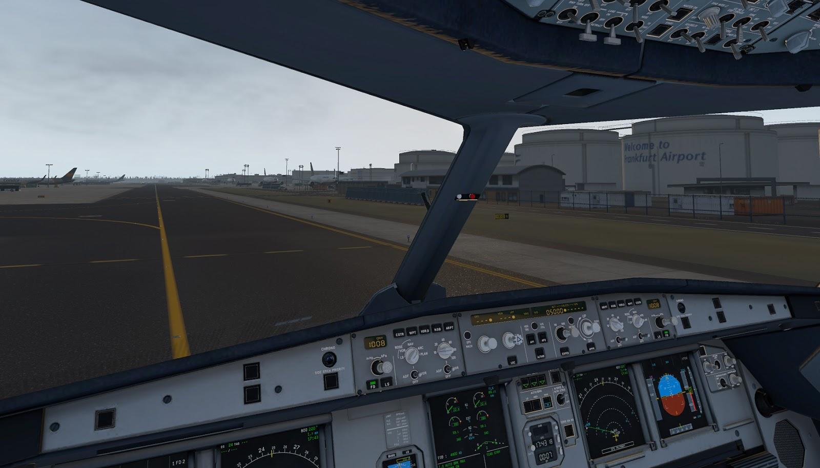 Aerosoft Frankfurt EDDF - Memmingen Airport EDJA