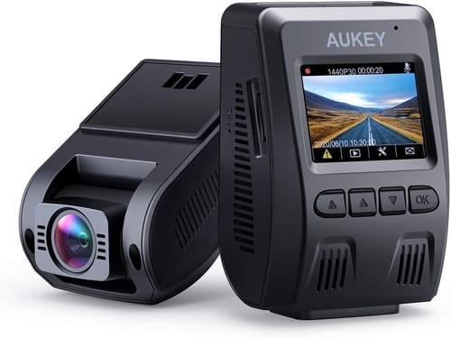 Review AUKEY DR02-USA FHD Dash Cam Car Camera