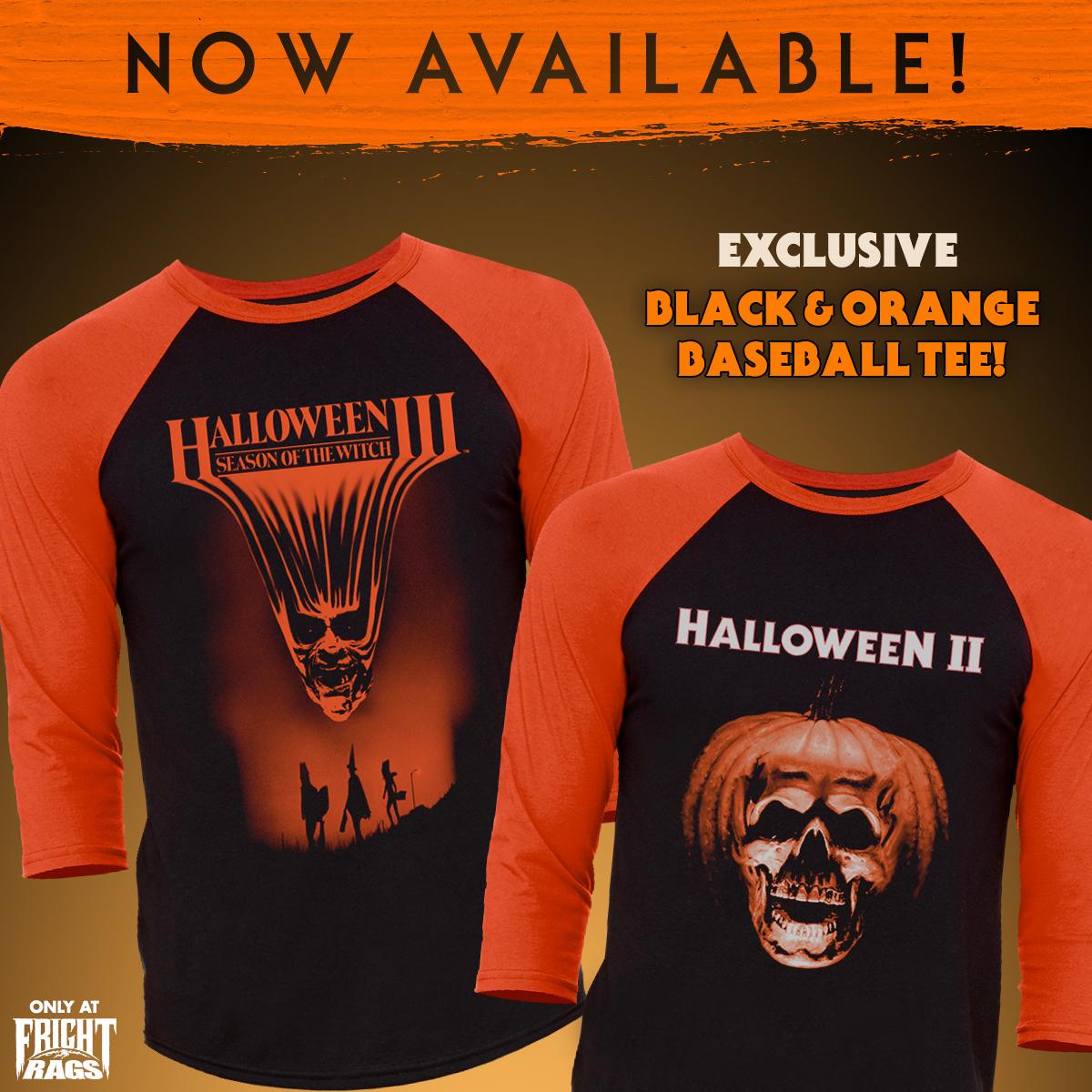 MOOSTER RECORDS BLOG: Halloween II & Halloween III shirts