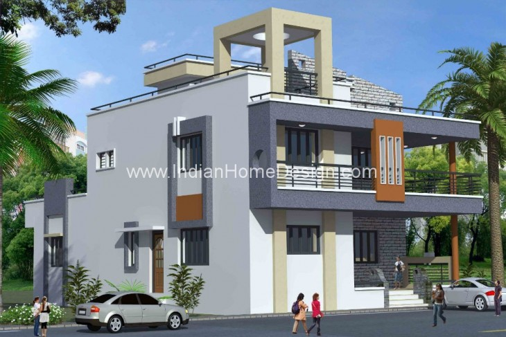 4 bhk house design archives for 4 bhk home design