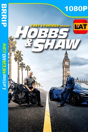 Rápidos y furiosos: Hobbs & Shaw (2019) Latino HD 1080P ()