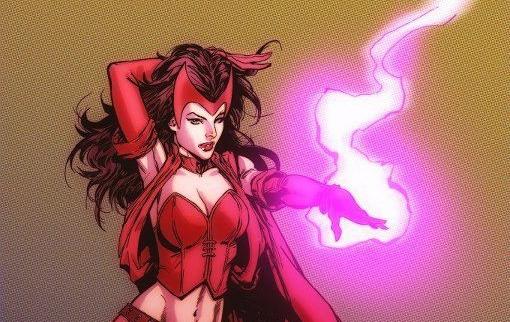 Mengenal Scarlett Witch, Penyihir yang Mampu Mengubah Realita