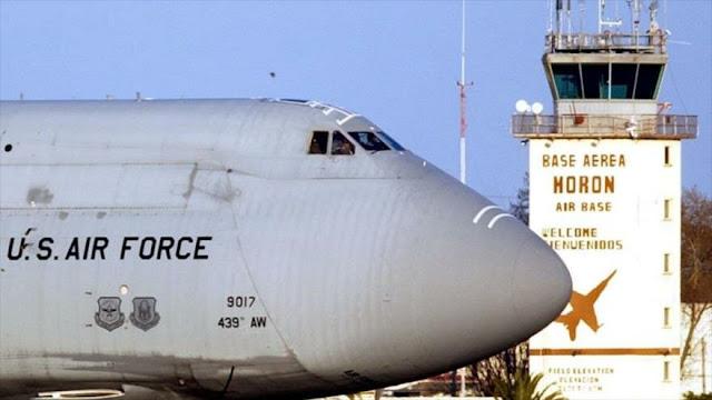 España aprueba ampliar una base aérea de uso conjunto con EEUU