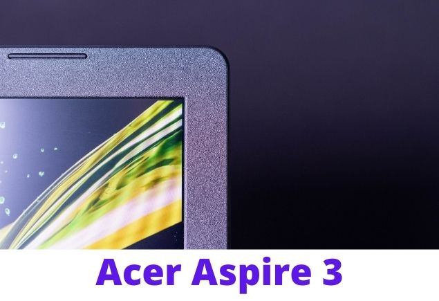 Acer Aspire 3  look battery