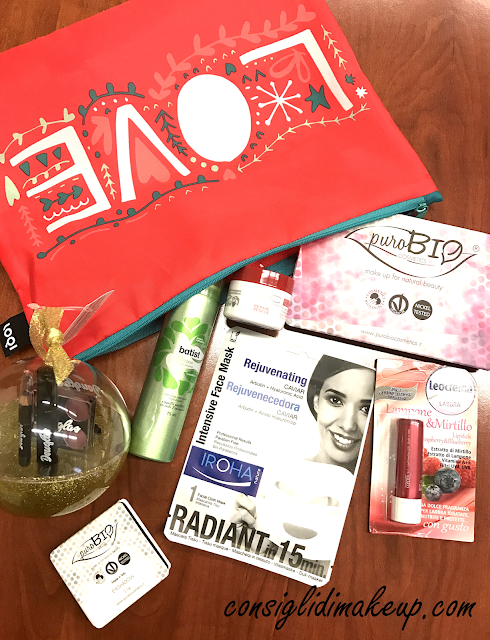 Mybeautybox Novembre 2016: Waiting For Christmas