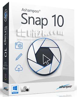 Ashampoo Snap 10.0.3 Crack Full Version Download
