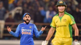 Cricket Highlightsz - India vs Australia 3rd ODI 2020