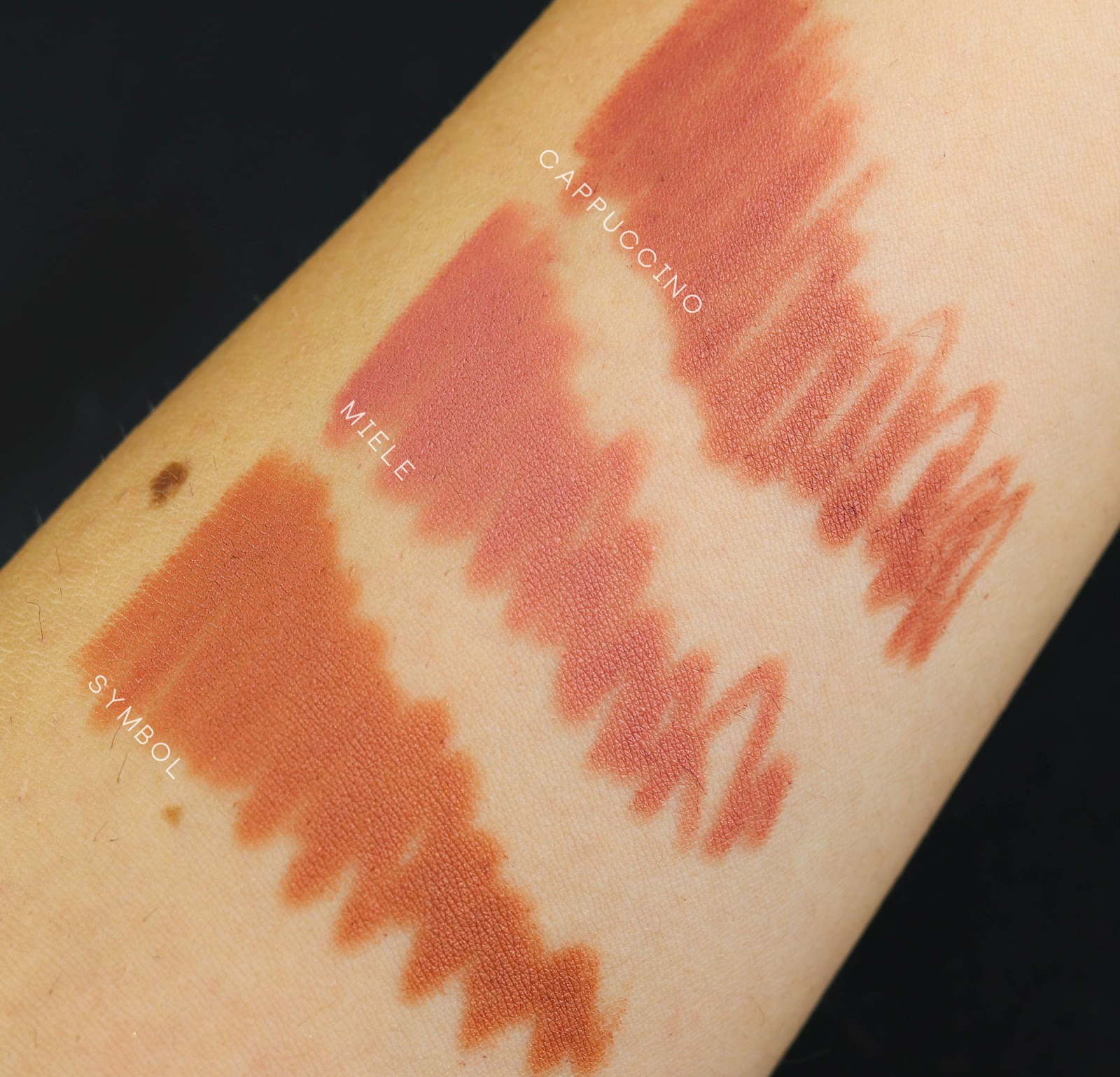 Neve Neogothic Symbol swatch review