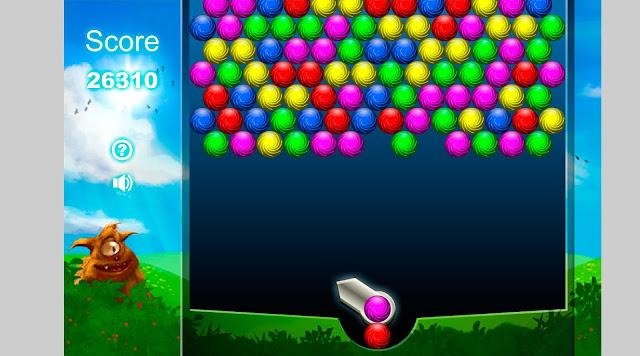 Bouncing Balls Novel Game