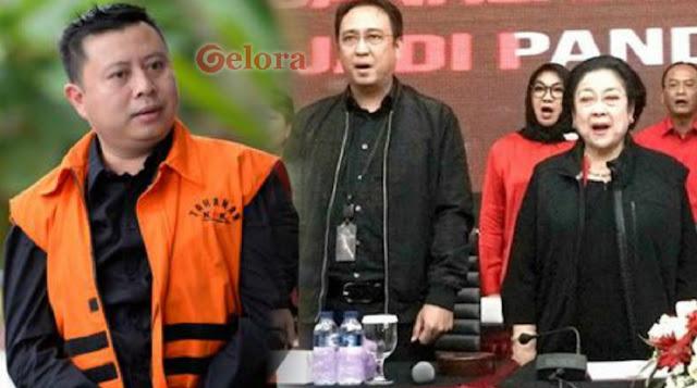 Penyuap Wahyu Setiawan Ternyata Anak Buah Prananda Putra Megawati