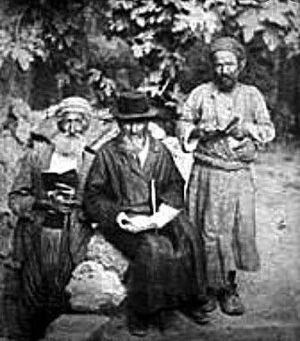 البحث التاريخي حول العبرانيون