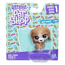 Littlest Pet Shop Series 1 Singles Rover Hounder (#1-106) Pet