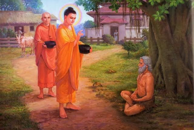 Đạo Phật Nguyên Thủy - Chuyện Kể Đạo Phật - Ăn chim trĩ