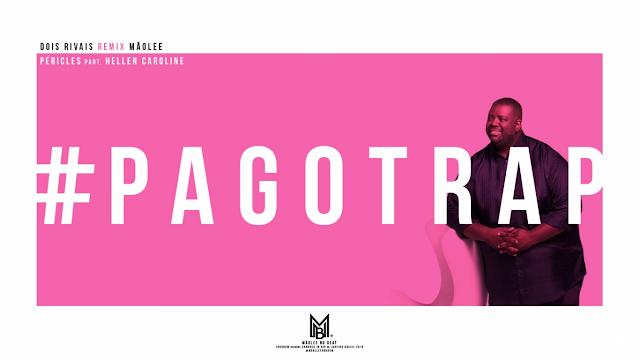 """O produtor MãoLee faz remix da musica """"Dois Rivais"""", que é um Trap na doce voz do  Péricles & Hellen Caroline. #PagoTrap"""