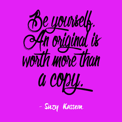 Be yourself quotes. Stay original quotes. Originality quotes