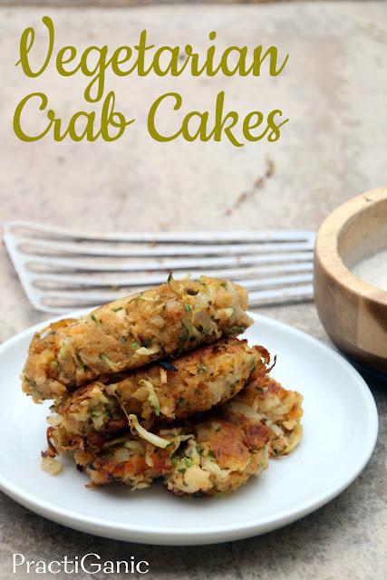 Vegetarian 'Crab' Cakes