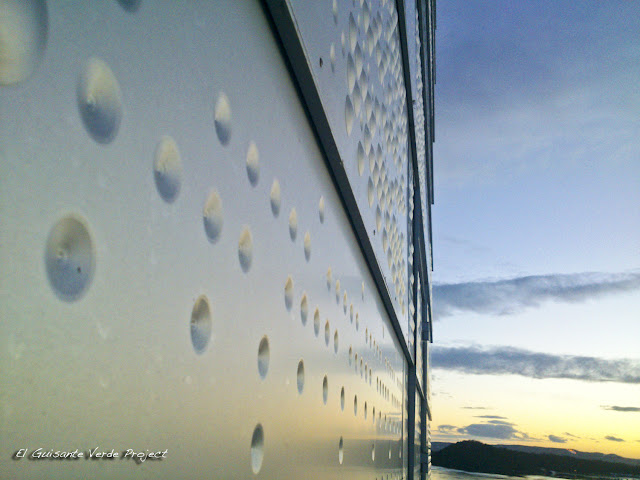 Edificio de la Ópera, Oslo, por El Guisante Verde Project
