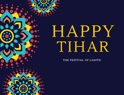 Tihar, tihar wishes, tihar greetings, diwali, diwali greetings and wishes
