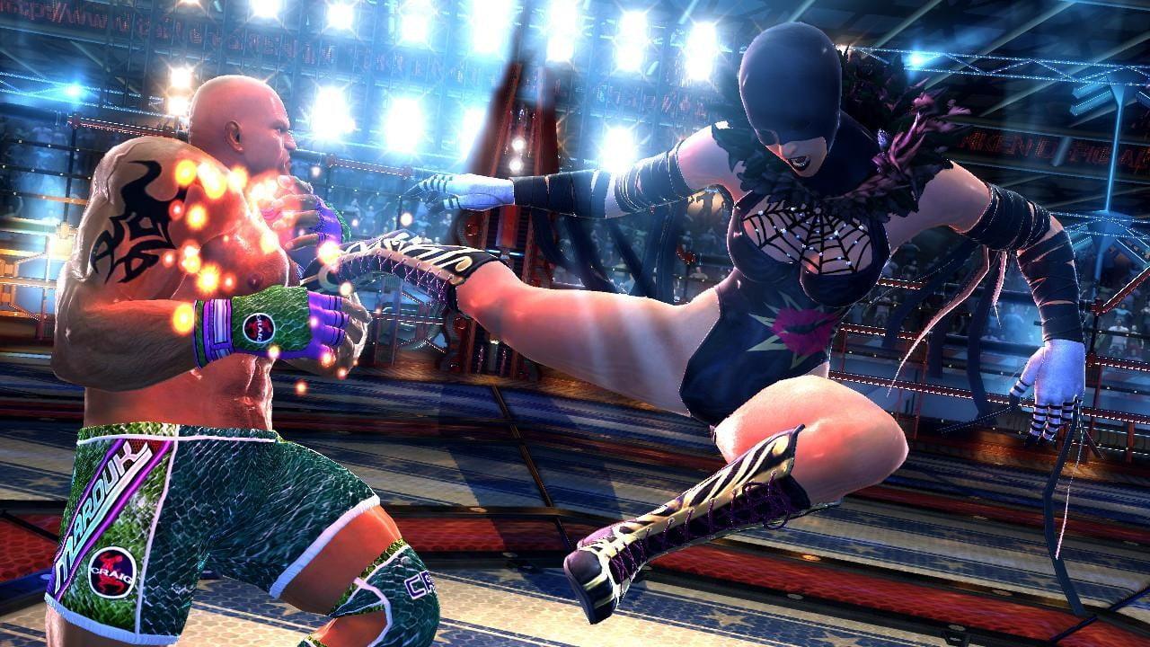 Tekken Tag Tournament 2 torrent download for PC