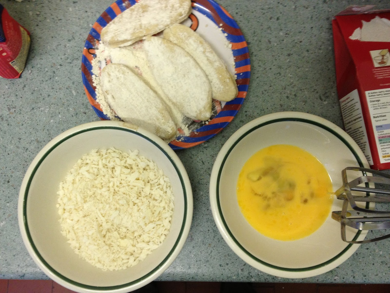Foodstuff Finds Tesco Katsu Curry 20 Min Meal Kit By