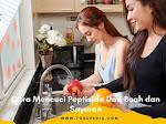 Cara Mencuci Pestisida dari Buah dan Sayuran