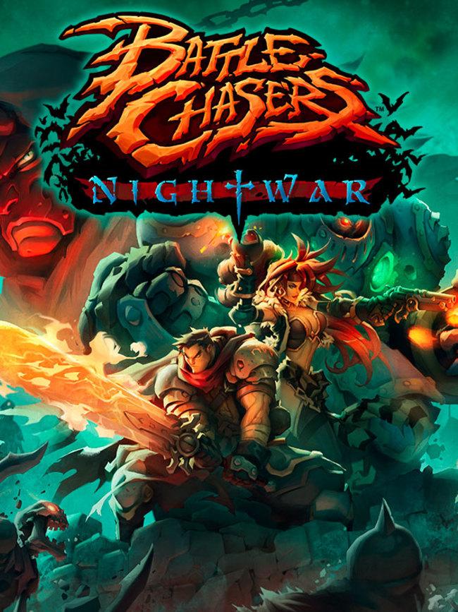 Battle Chasers: Nightwar 2017