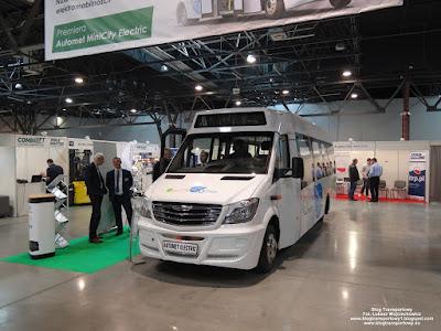 Automet MiniCity Electric, SilesiaKOMUNIKACJA 2018
