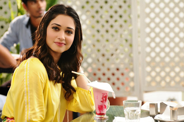 Tamanna photos from kaththi sandai tamil movie