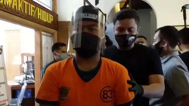 Gara-gara Berulah di Penjara, Gilang Predator Fet*sh Pocong Dijebloskan ke Sel Tikus