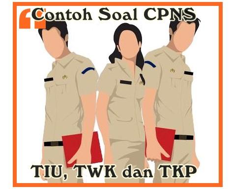 Contoh Soal CPNS TIU, TWK dan TKP