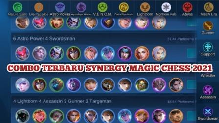 Combo Synergy Magic Chess Terbaru 2021