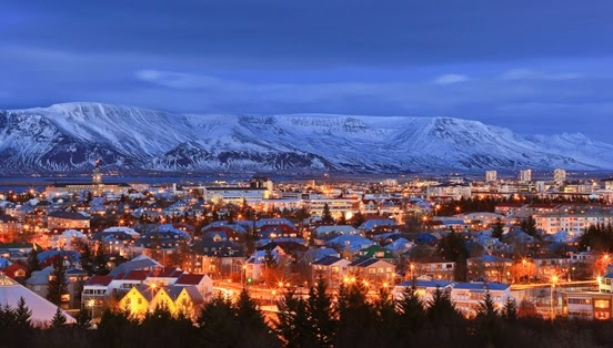 Even though Iceland is a trek from most popular study abroad spots and it is among Europe's coldest areas, there are many reasons why its capital is a must-see place. - European Cities to Visit During the Winter