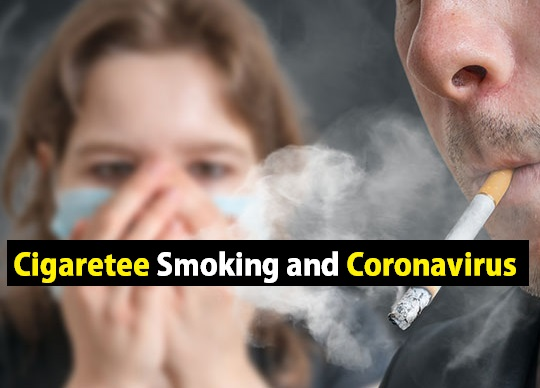 smoking can caused coronavirus infection