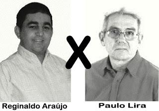 Paulo Lira e Reginaldo Araújo trocam farpas em sessão da câmara de Picuí