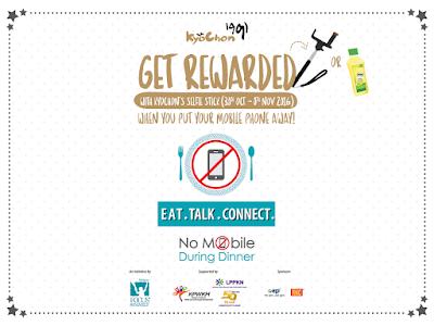 KyoChon Malaysia FREE Selfie Stick Canola Oil Giveaway