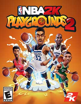 NBA 2K Playgrounds 2 Jogos Torrent Download capa