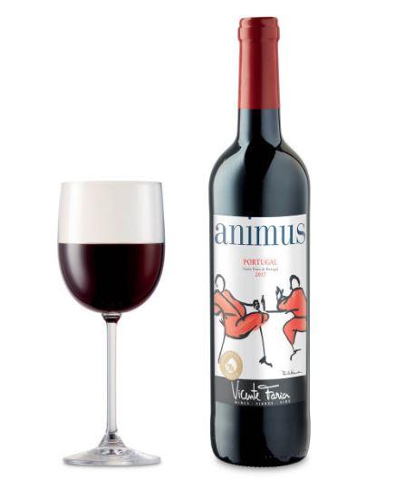 Portuguese Wine, Aldi Animus