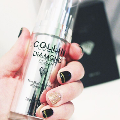 Le sérum Diamond de G.M. Collin