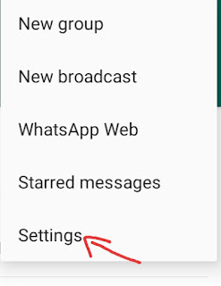 WhatsApp me Dark Mode Kaise Kare