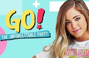 Go! La Fiesta Inolvidable 2019 HD 1080p Español Latino, GO! The Unforgettable Party 2019 HD 1080p Español Latino