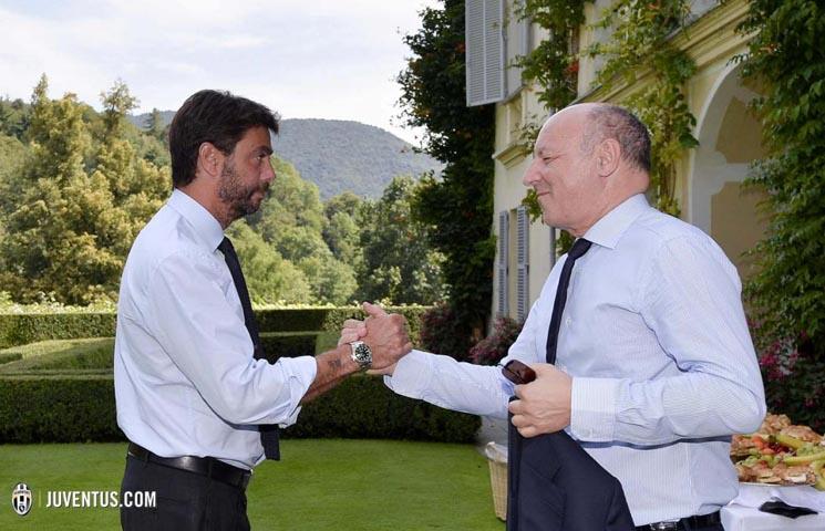 """Marotta: """"Higuain bi stigao neovisno o Prodaju Pogbe"""""""