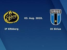 Elfsborg vs Sirius prediction