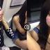 wanita seksi china pakai kondom di wajah jadi tren kekinian